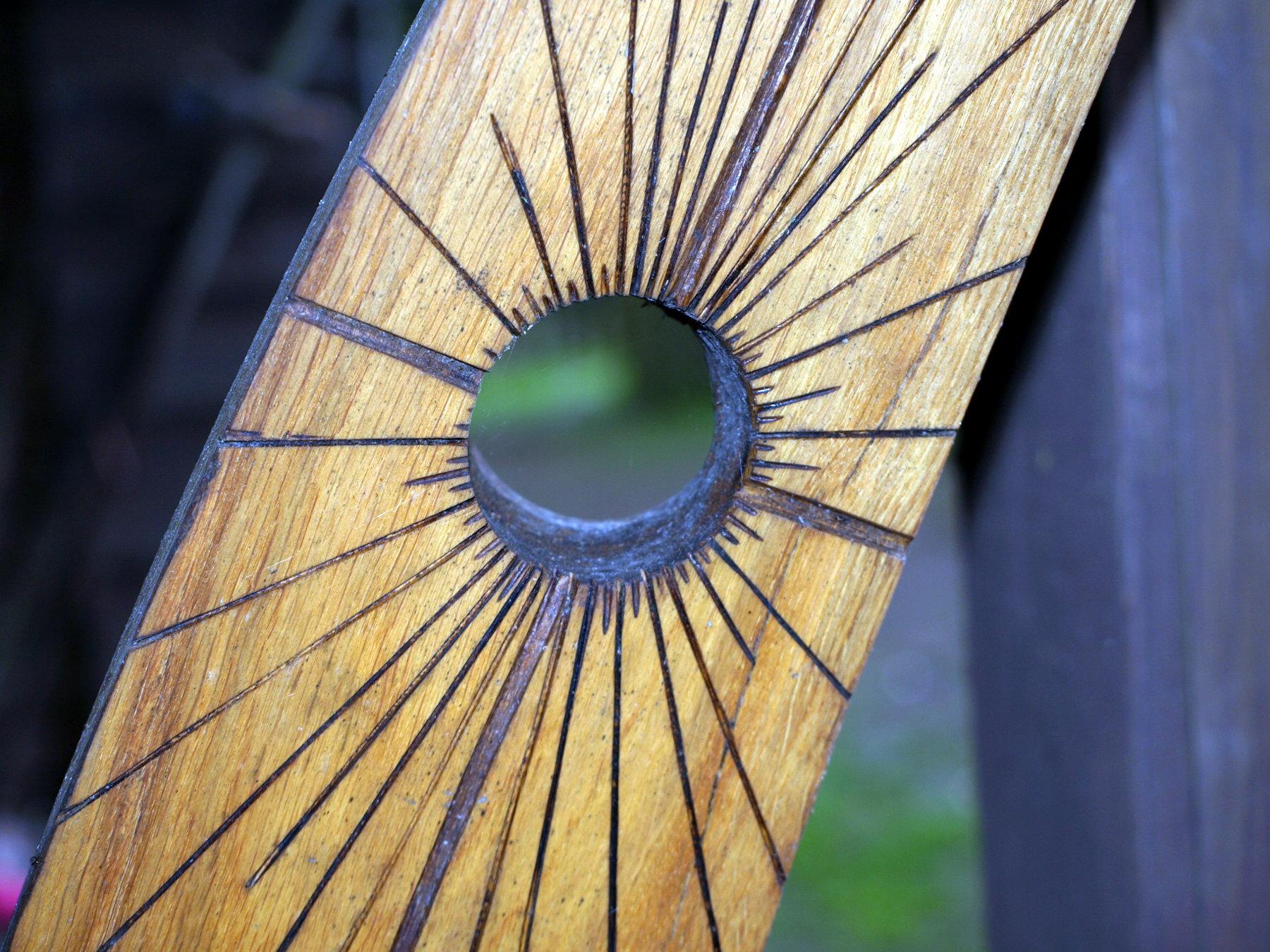 187 Wooden Garden Sculptures